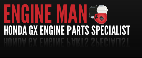 Engine Man Honda GX Engine Parts Specialist
