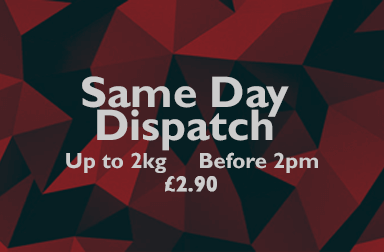 Same Day Dispatch Promo