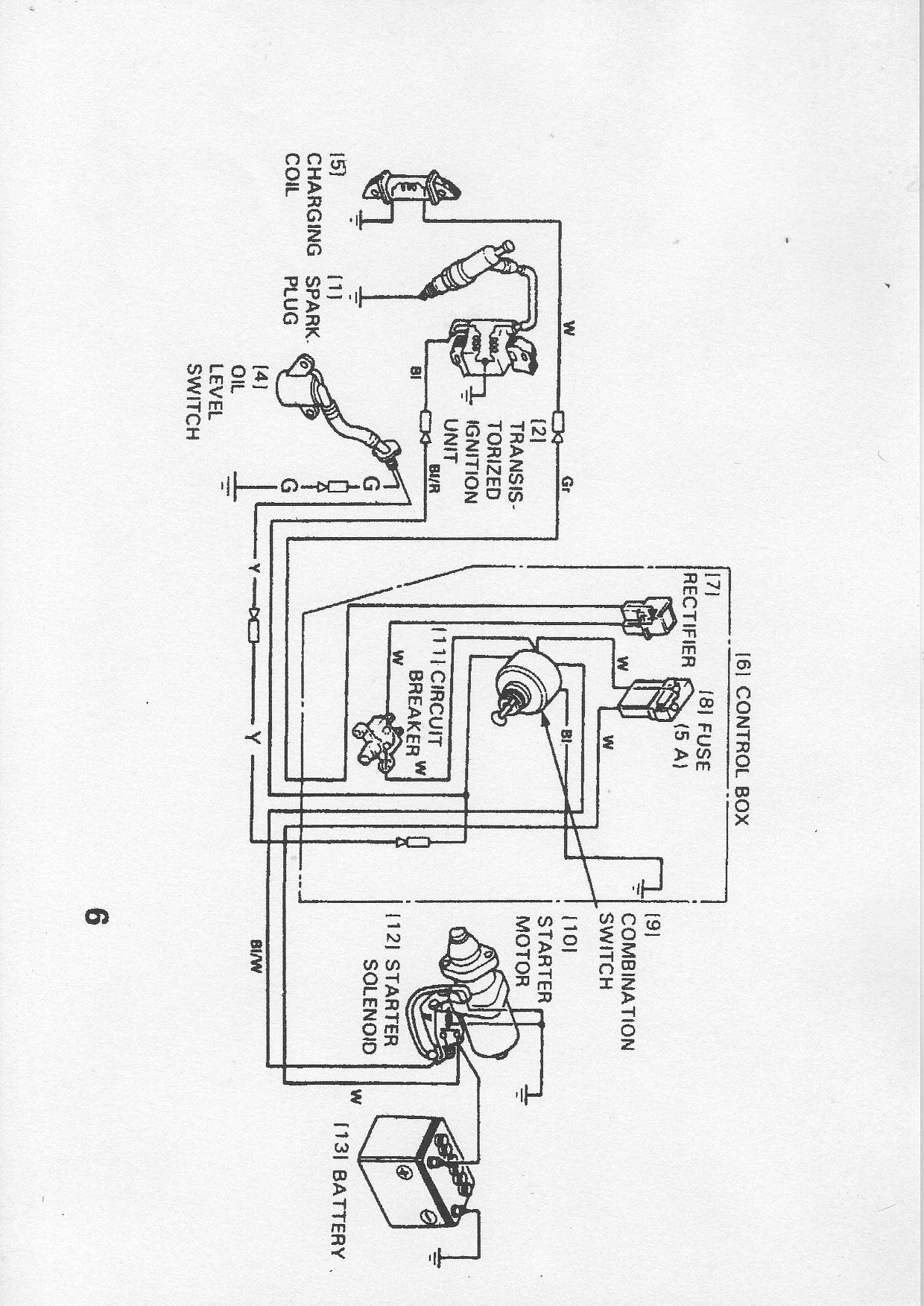 Honda gx engine wiring diagram parts